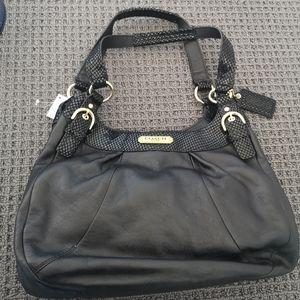 Authentic Coach hobo bag